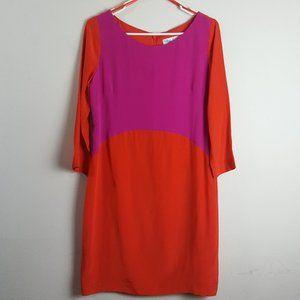 Eliza J Royal Collection 100% Silk Dress